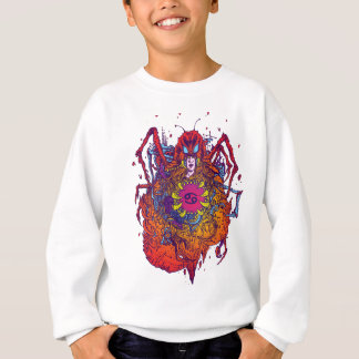 Cancer Zodiac Sign Sweatshirt