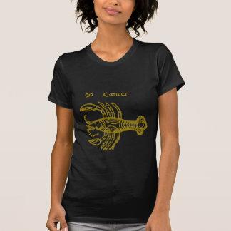 Cancer Zodiac Sign  t-shirt