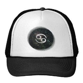 Cancer Zodiac Star Sign Universe Trucker Hat