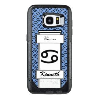 Cancer Zodiac Symbol Standard by Kenneth Yoncich OtterBox Samsung Galaxy S7 Edge Case