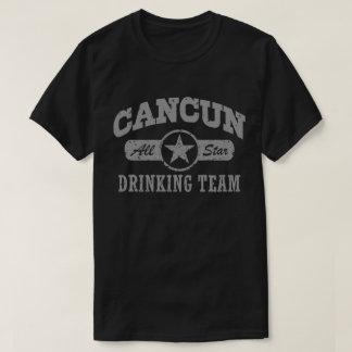 Cancun Drinking Team T-Shirt