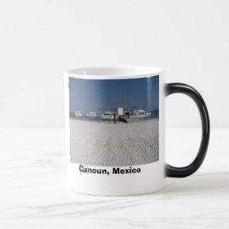 Cancun, Mexico Magic Mug