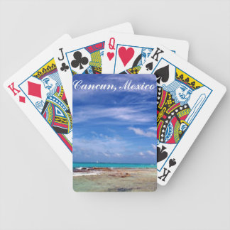 Cancun Mexico Playing Cards