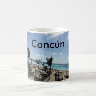 Cancún (Mexico) - White 11 oz Classic White Mug Coffee Mug