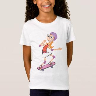 Candace on Skateboard 2 T-Shirt