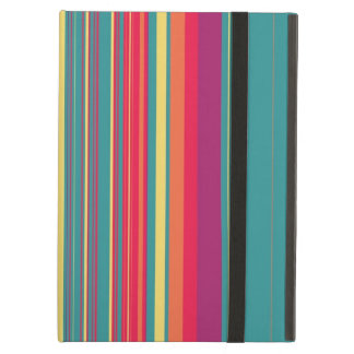 Candied Dreams Stripes iPad Air Covers