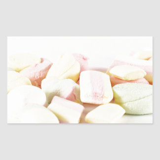 Candies marshmallows