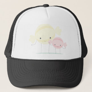candies trucker hat