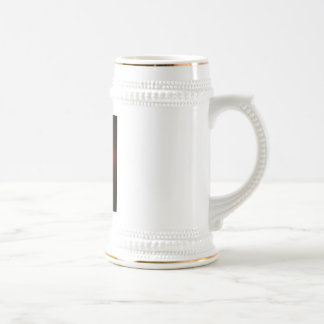 candle flame beer steins