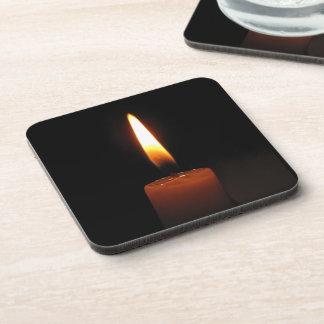 Candle Flame Coaster