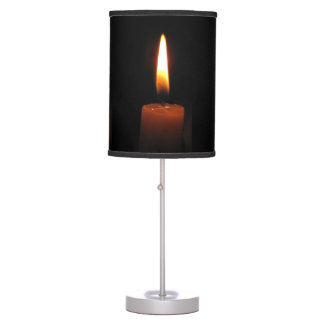 Candle Flame Desk Lamps