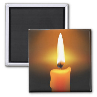 Candle Flame Magnet Magnets