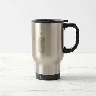 Candle Flame Coffee Mug