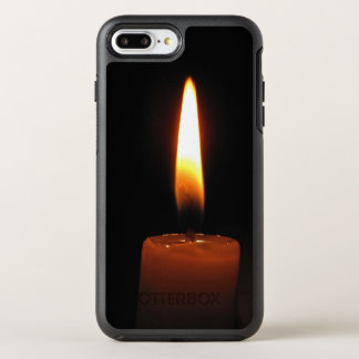 Candle Flame OtterBox Symmetry iPhone 8 Plus/7 Plus Case