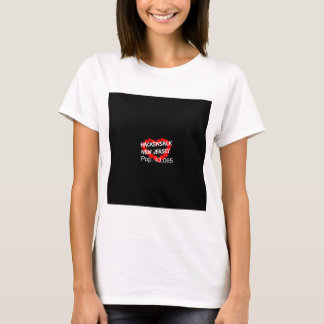 Candle Heart Design For Hackensack, New Jersey T-Shirt