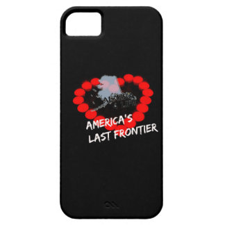 Candle Heart Design For The State of Alaska iPhone 5 Covers