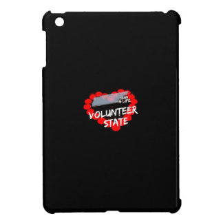 Candle Heart Design For The State of Tennessee iPad Mini Cases
