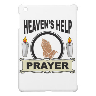candle heaven help case for the iPad mini