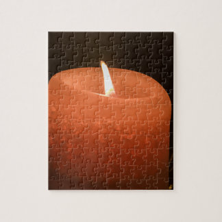 Candle Jigsaw Puzzle