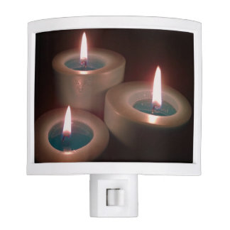 candle light night lite