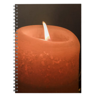 Candle Notebook