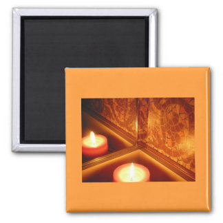 Candle Reflection Magnet