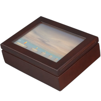 Candle steps - 3D render Keepsake Boxes