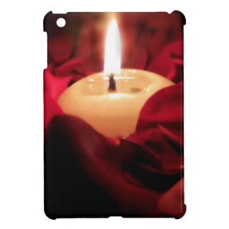 Candlelight and Roses iPad Mini Cases
