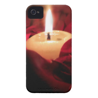 Candlelight and Roses iPhone 4 Case-Mate Case