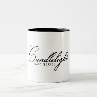 Candlelight Jazz #candlelightjazz CoffeeMug (11oz) Two-Tone Coffee Mug