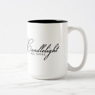 Candlelight Jazz Commemorative Mug (15 oz)