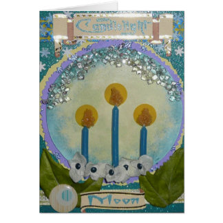Candlelight Moon Cards