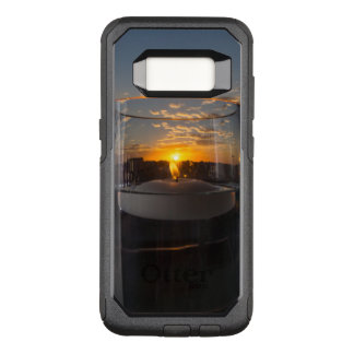 Candlelight Sunset OtterBox Commuter Samsung Galaxy S8 Case