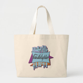 Candlelighter Tote Bag