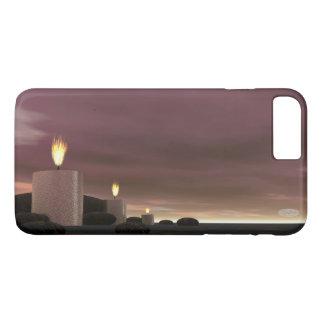 Candles - 3D render iPhone 8 Plus/7 Plus Case
