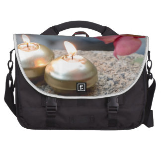 Candles and Water Commuter Bags