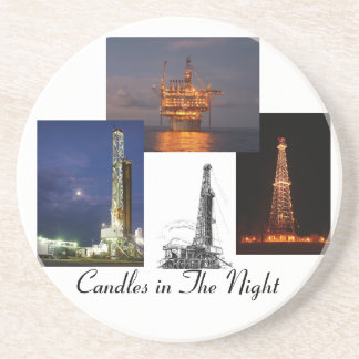 Candles in The Night Coaster