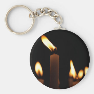 Candles Keychain