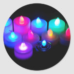 Candles - stickers