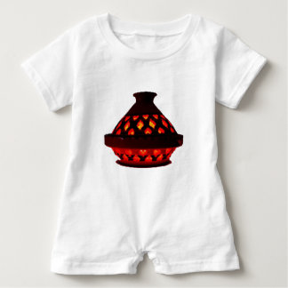 candlestick-tajine baby romper