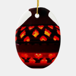 candlestick-tajine ceramic ornament