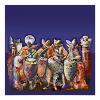 **Candombe 2005** Poster