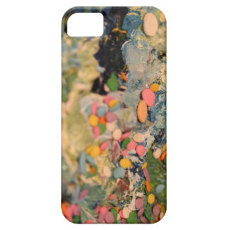 Candy and Blue Paint by Artandra iPhone 5 Covers