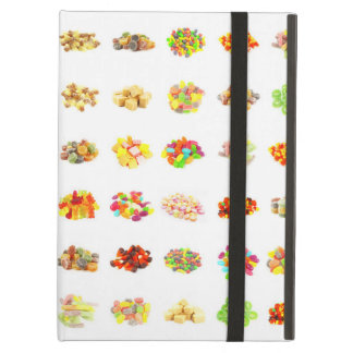 Candy Background iPad Air Cover