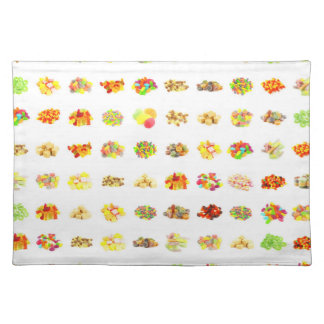 Candy Background Placemat