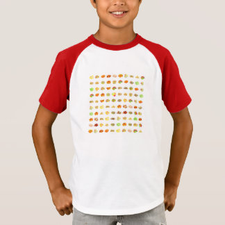Candy Background T-Shirt