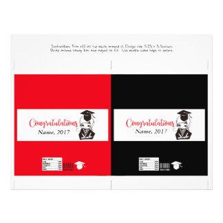 Candy Bar Wrapper -  Graduation Cap