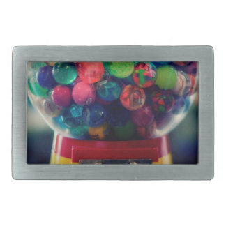 Candy bubblegum toy machine retro belt buckles