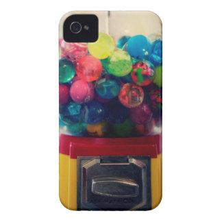 Candy bubblegum toy machine retro iPhone 4 cases
