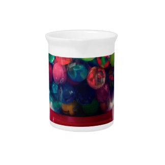Candy bubblegum toy machine retro pitcher